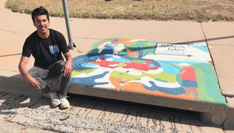 Chris Marin Storm Drain Project 2019