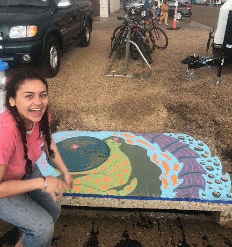Gabi Walter Storm Drain Project 2019